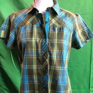 Bergans Marstein Short Sleeve Shirt .